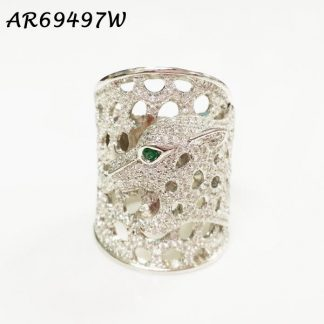 Panther Pave CZ Ring - AR69497W